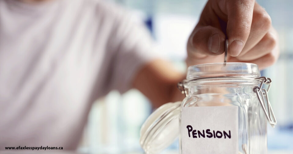 Can I Qualify For A Loan If I Have A Pension