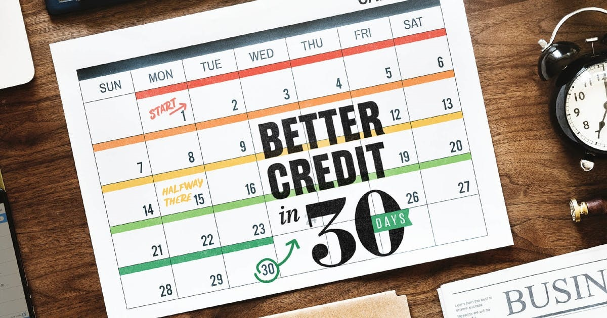 How To Improve Credit Score In 30 Days? Must Know!